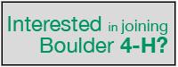 Join Boulder 4-H button