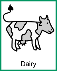 Dairy project navigation