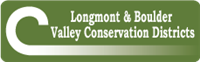 Longmont and Boulder Valley Conservation Districts logo