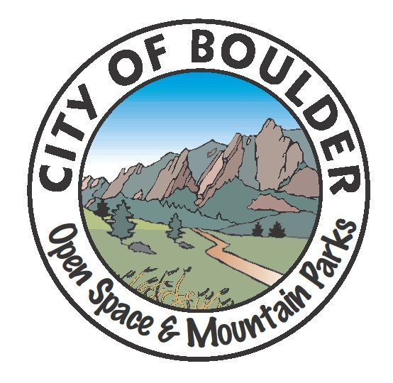 City of Boulder Open Space & Mountain Parks logo